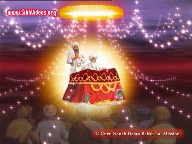 Nanak Neech Bhikhya Dar Jachai Main Deejai Naam Vadai Hey